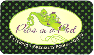 3 Peas in a Pod Catering Logo